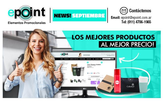 Epoint Elementos Promocionales - Productos a tu medida, y al mejor precio!