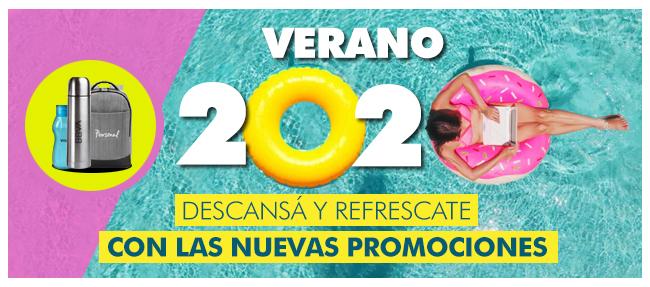 Epoint Elementos Promocionales - Verano 2020 - Descansa y refrescate con las nuevas promociones